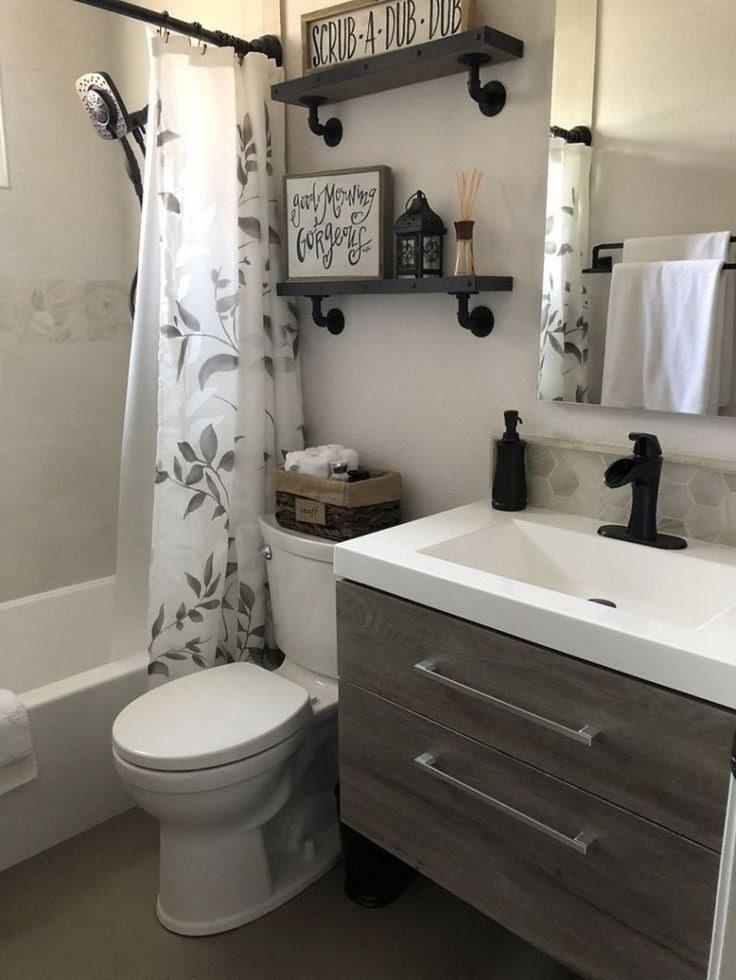 29 Creative Small Bathroom Designs And Ideas