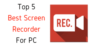 best screen recorder for pc