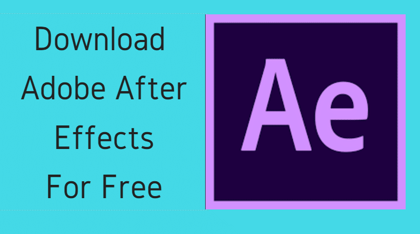 after effects crack download windows 7