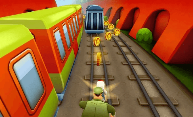 subway surfer game free download for pc