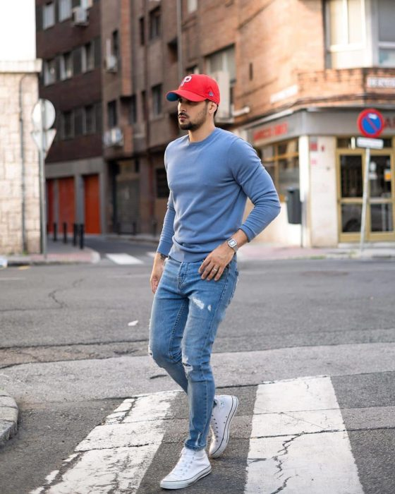 casual outfits for men